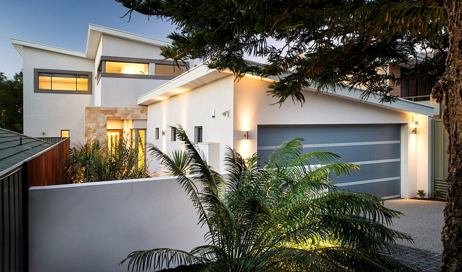 Unique Scarborough Home by Residential Attitudes Scenic Ocean Views And A Luminous Modern Vibe Shape Stylish Perth Home