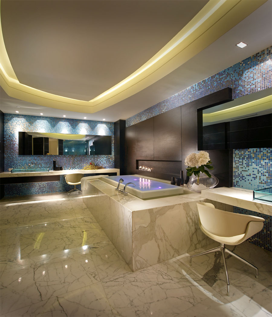 8 inspirational bathroom designs that will blow you out of for Bathroom design inspiration