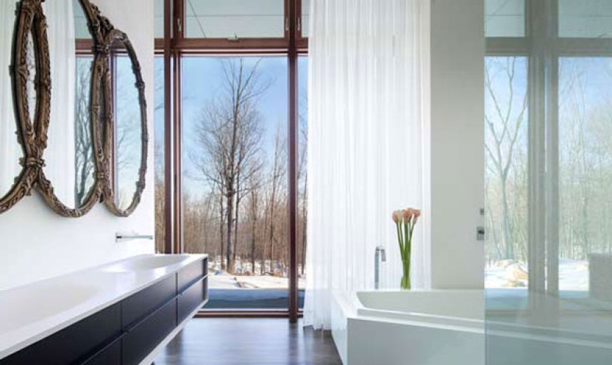 8 Inspirational Bathrooms That Will Blow You Out Of The Water With Their Designs