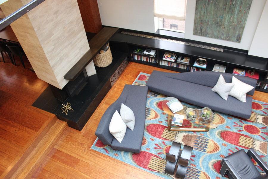Joshua Bell Manhattan Penthouse