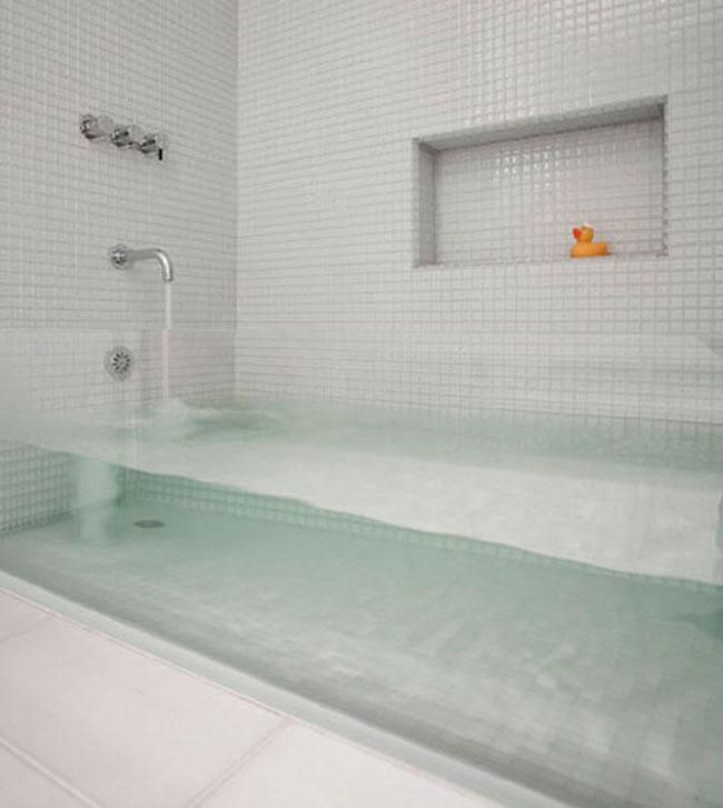 Stern McCafferty Clear Tub