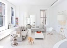 wadia complete 2 217x155 White and Bright Duplex in the Sky Pleases with Pops of Color