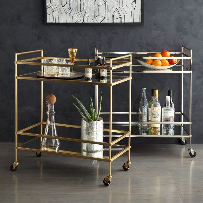 View In Gallery Compact Bars, Bar Carts, Wall Mounted Bars, Bars For Small  Spaces