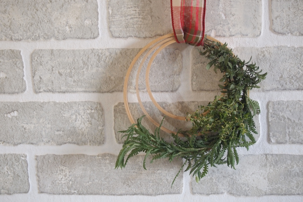 3-in-1 herb wreath