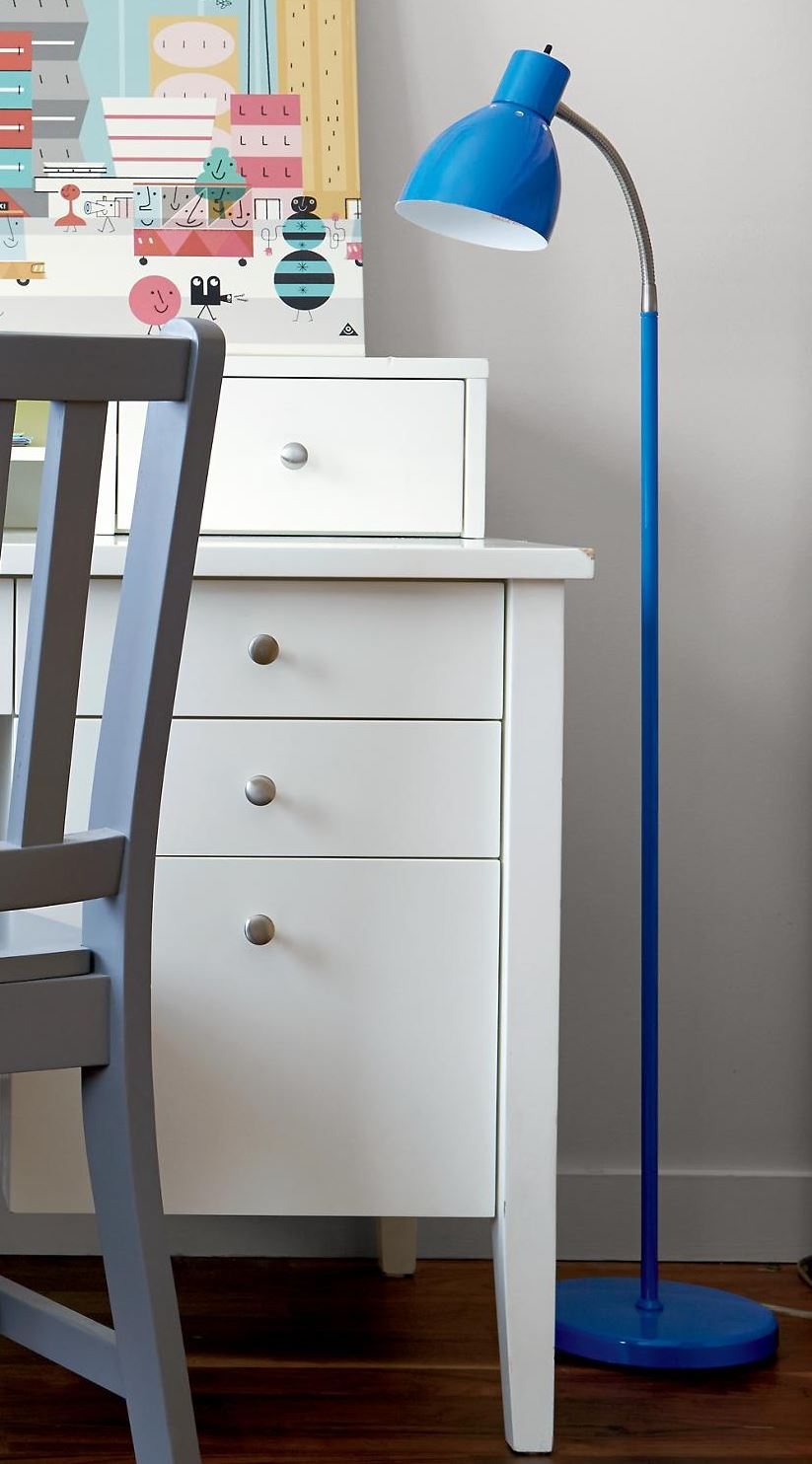 Adjustable floor lamp from The Land of Nod