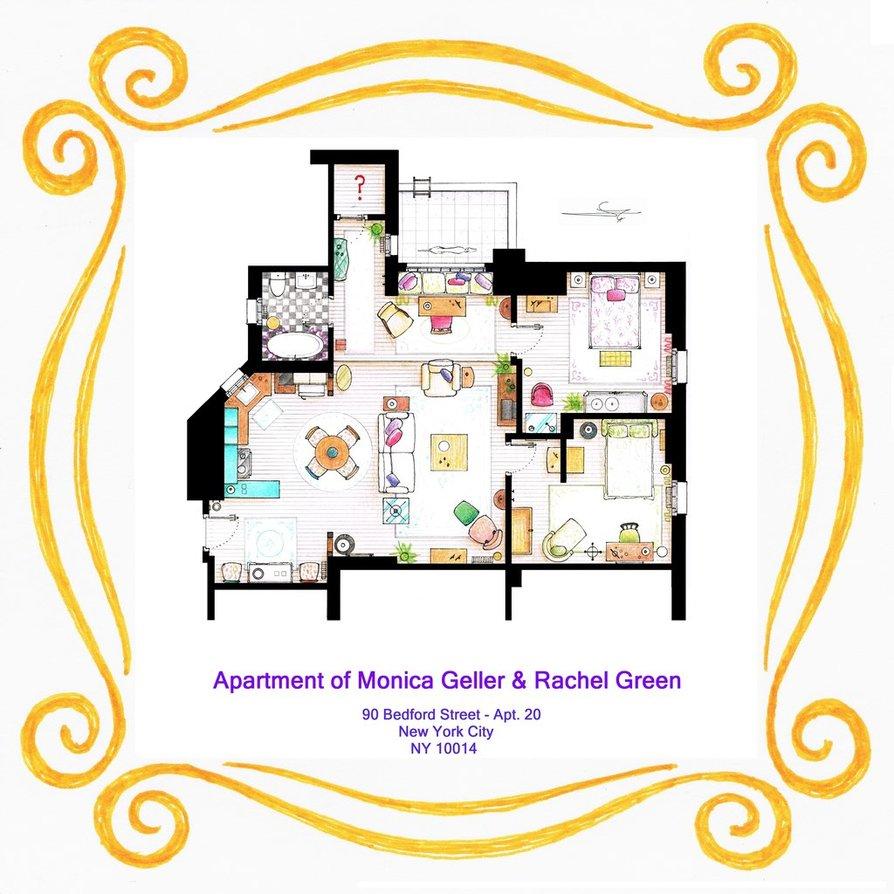 Apartment-of-Rachel-and-Mon