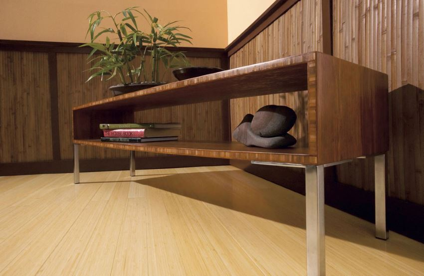Bamboo flooring from Plyboo