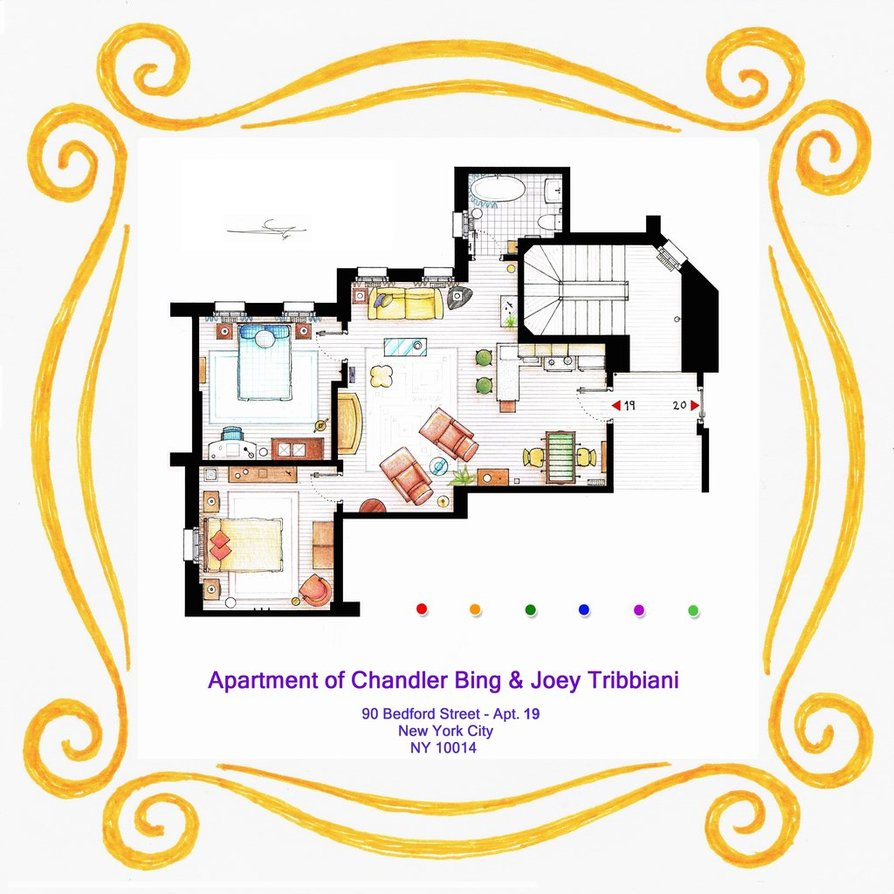 Chandler-and-Joey's-Apartme