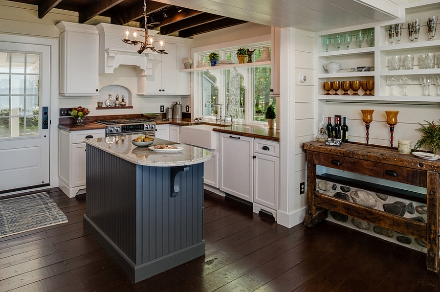 Kitchen Ideas Cottage Style 24 tiny island ideas for the smart modern kitchen