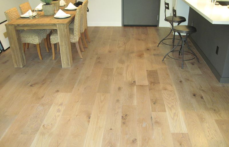 EcoTimber flooring from Green Building Supply