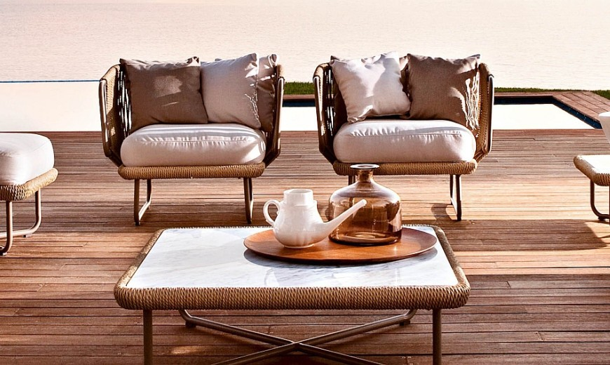 5 Trendy Outdoor Seating Collections That Induce Indulgence!