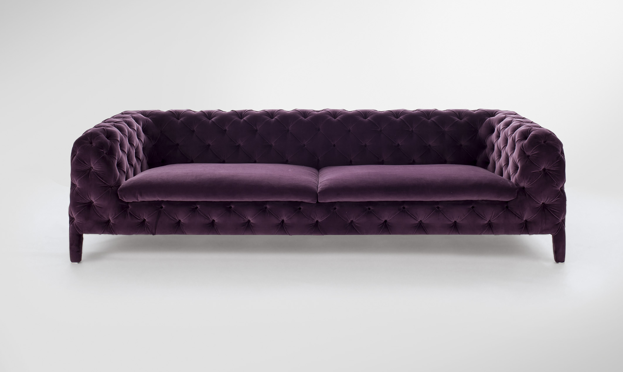 Extra large WIndosr sofa crafted by hand