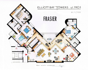 Frasier-Apartment-Floorplan