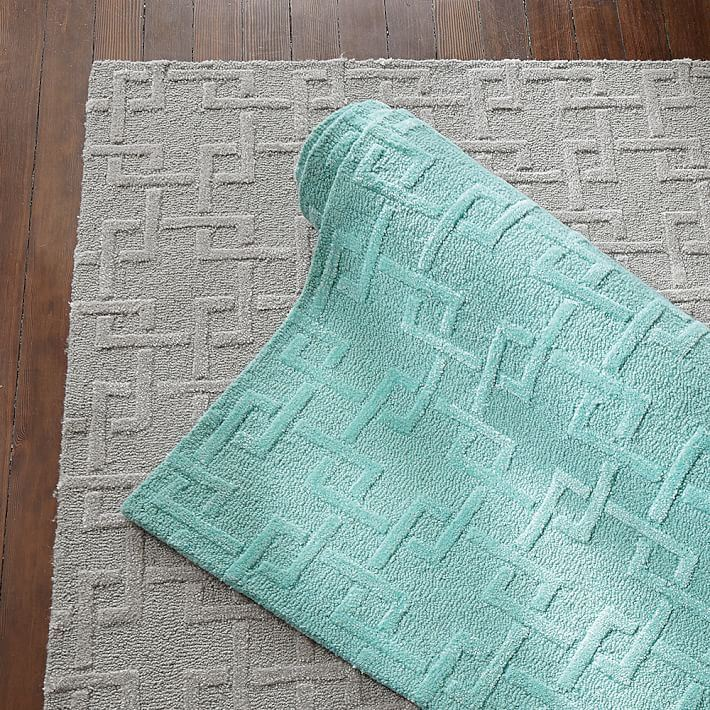 Geometric rugs from PBTeen