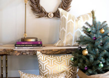Gold Holiday Accents