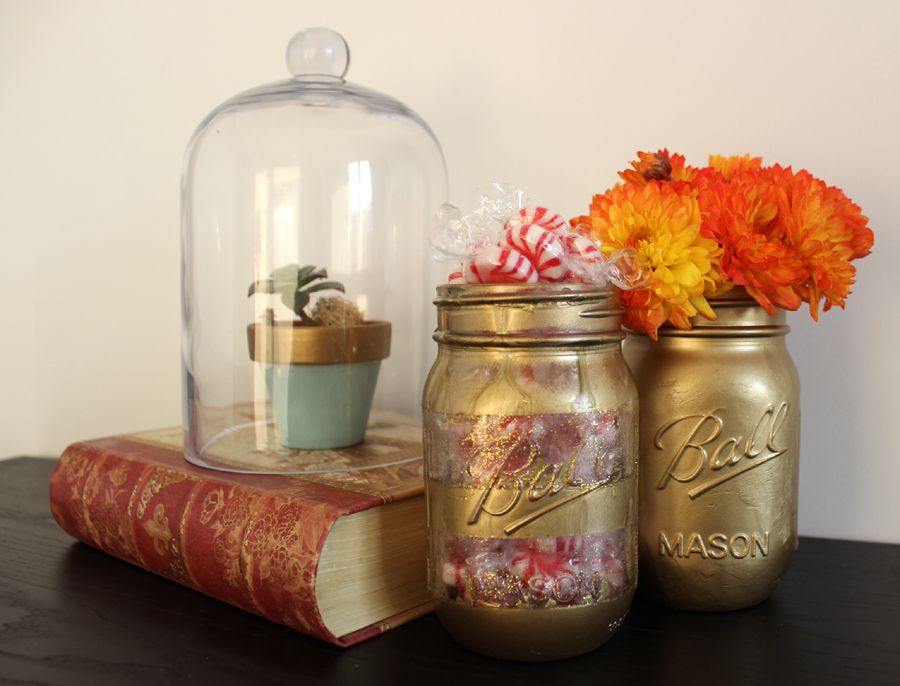 Diy Add Some Shimmer To Your Holiday Home Decor With