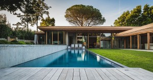 Gorgeous pool and deck space of Villa Oasis
