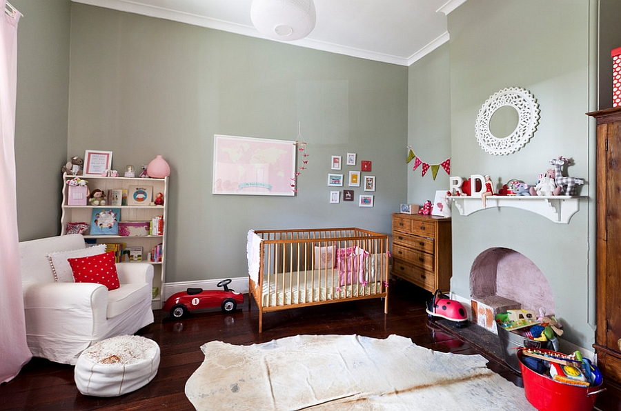 21 gorgeous gray nursery ideas