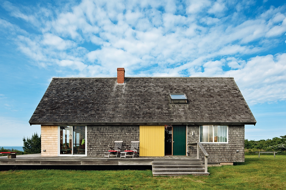 Jens Risom's Block Island Family Retreat stands tall after 5 decades of wear and tear
