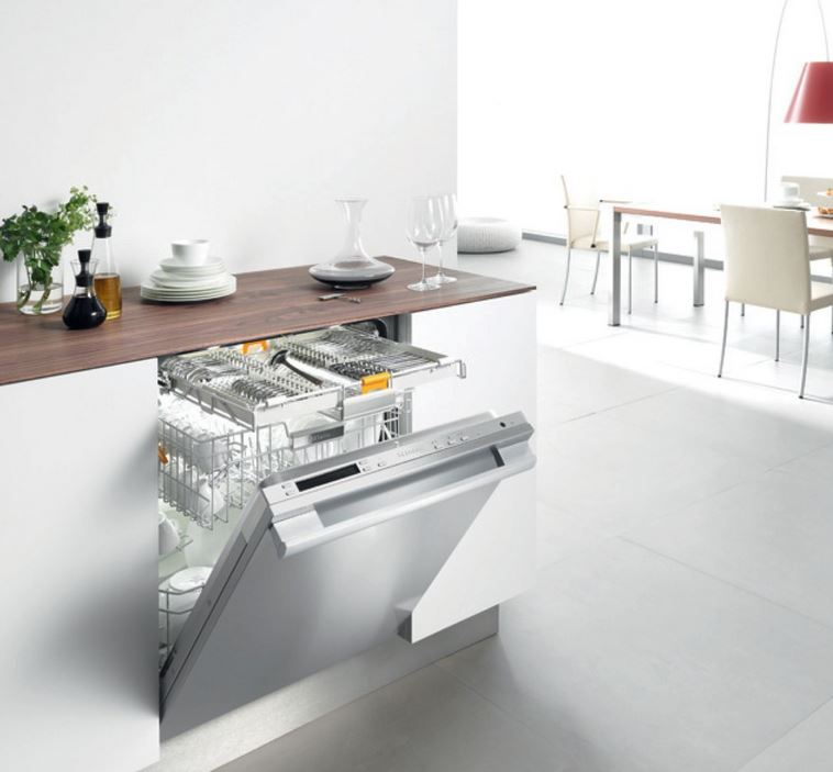 Kitchen dishwasher from Miele