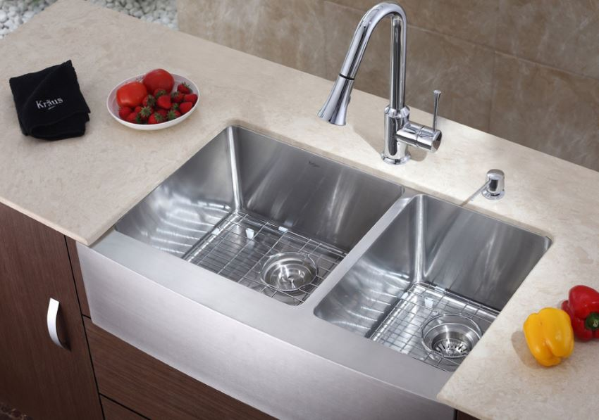 Kitchen sink from ExpressDecor