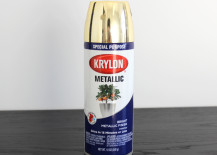 Krylon Metallic Gold Spray