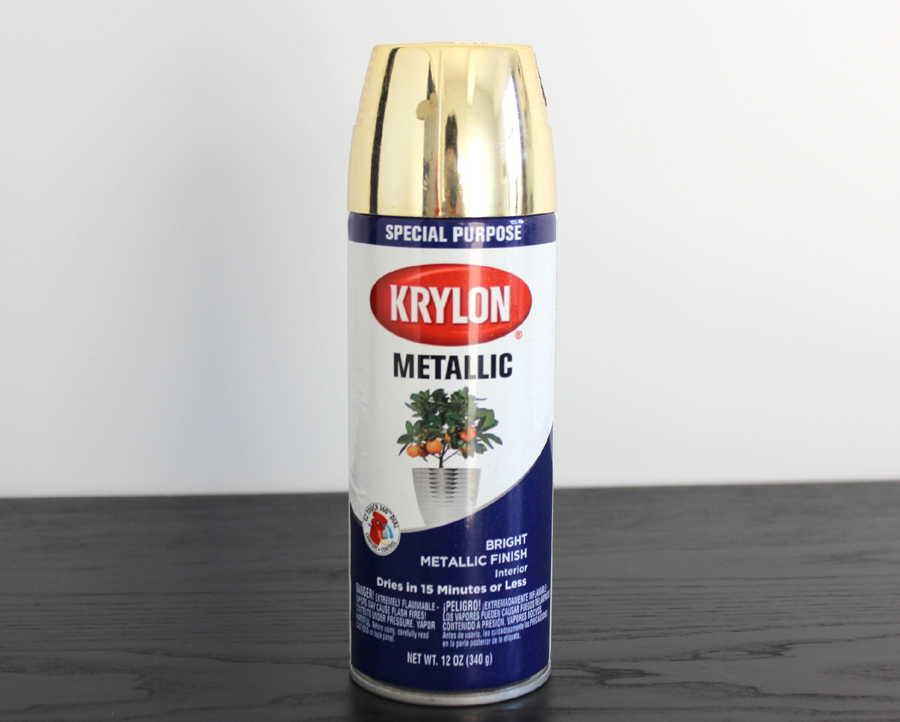 Krylon Metallic Gold Spray