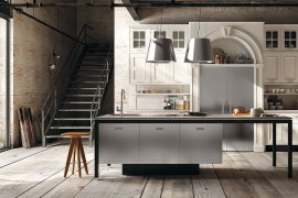 Versatile Kitchen Compositions Blend the Contemporary with the Classic