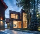 Modern Villa Snagov in Romania