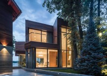 Radiant Romanian Villa Offers Expansive Lake & Forest Views
