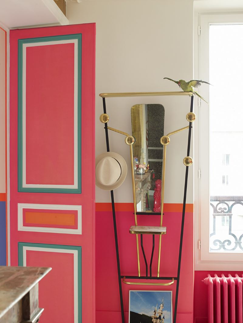 Modern Family Foyer Color : Small entryway designs with larger than life appeal