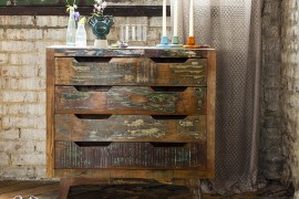 Exclusive Sustainable Decor Crafted from Reclaimed Materials
