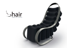 Shair Chair Sharable Chair 217x155 8 Smart Ways to Add Extra Seating to Your Home for Thanksgiving