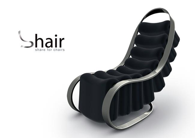 Shair Chair Sharable Chair