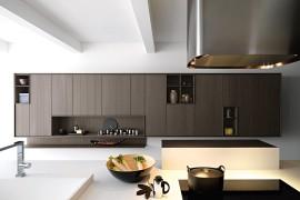 Kalea: Posh Modern Kitchen Offers Versatile Design Solutions