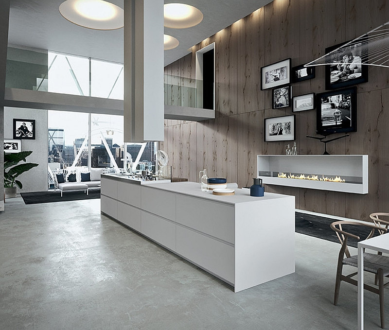 Stunning Kitchens: Sophisticated Contemporary Kitchens With Cutting-Edge Design
