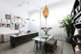 feng shui ideas for a productive home office - Contemporary Home Office Design