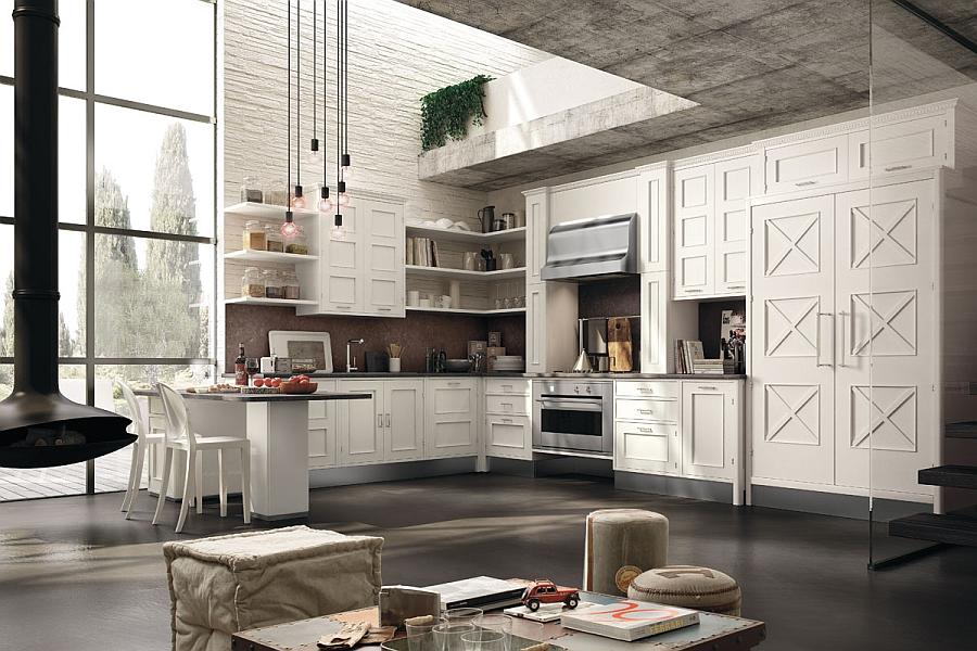 Turn the kitchen into a beautiful gathering spot