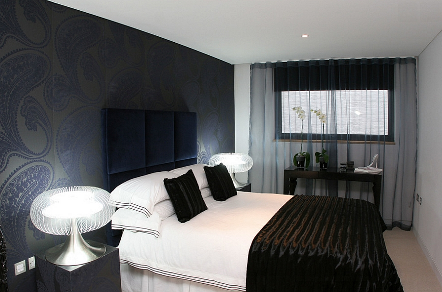 Black Modern Bedroom 10 beautiful bedrooms that will take you back to black!