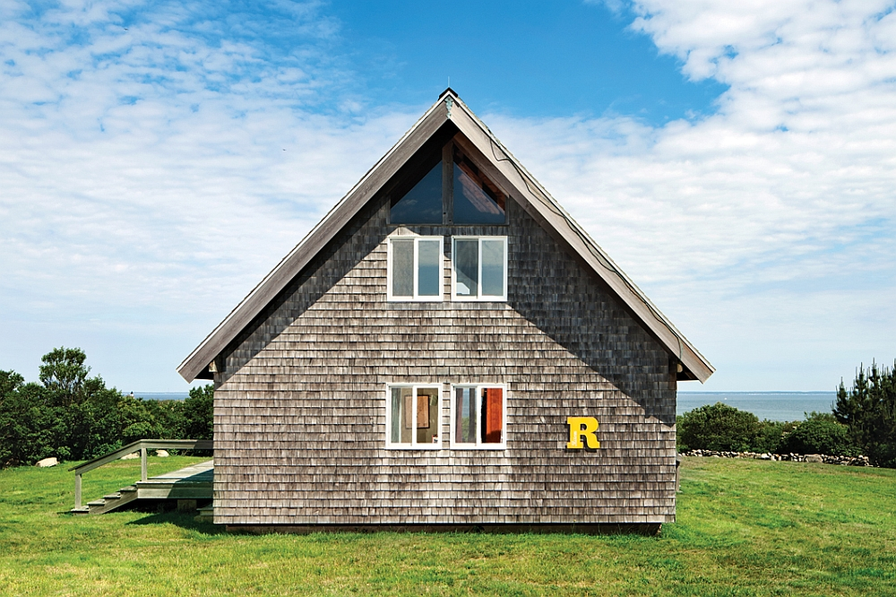 Jens Risom S Family Retreat Charms With Timeless Beauty