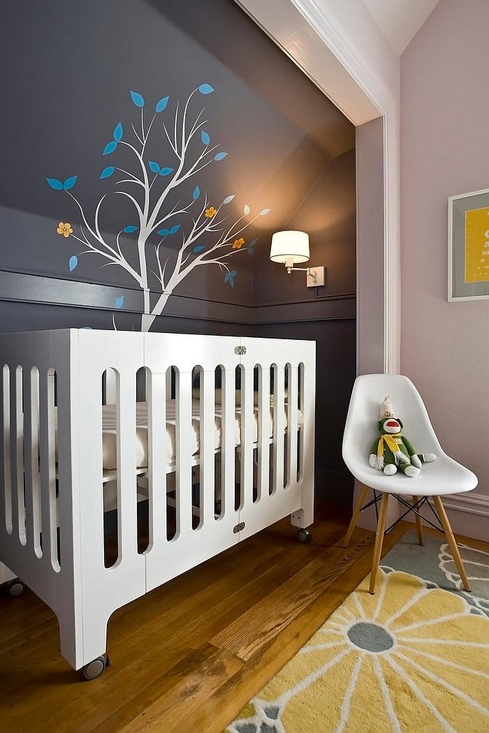 Wonderful use of the corner nook in the room [Design: John K. Anderson Design]