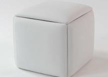 Cubista nesting stool