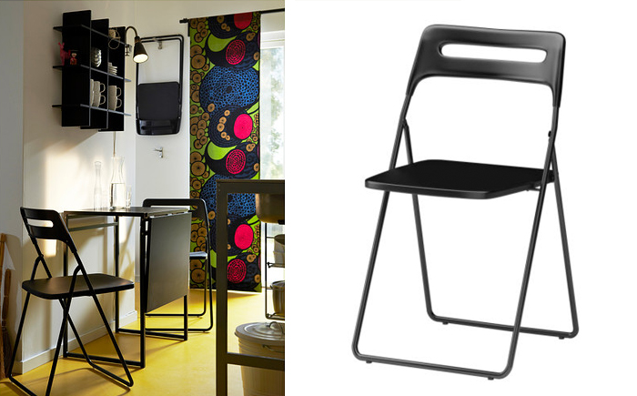 IKEA Nisse Chairs