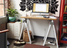 Mint Standing Desk