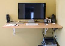 shelf-standing-desk