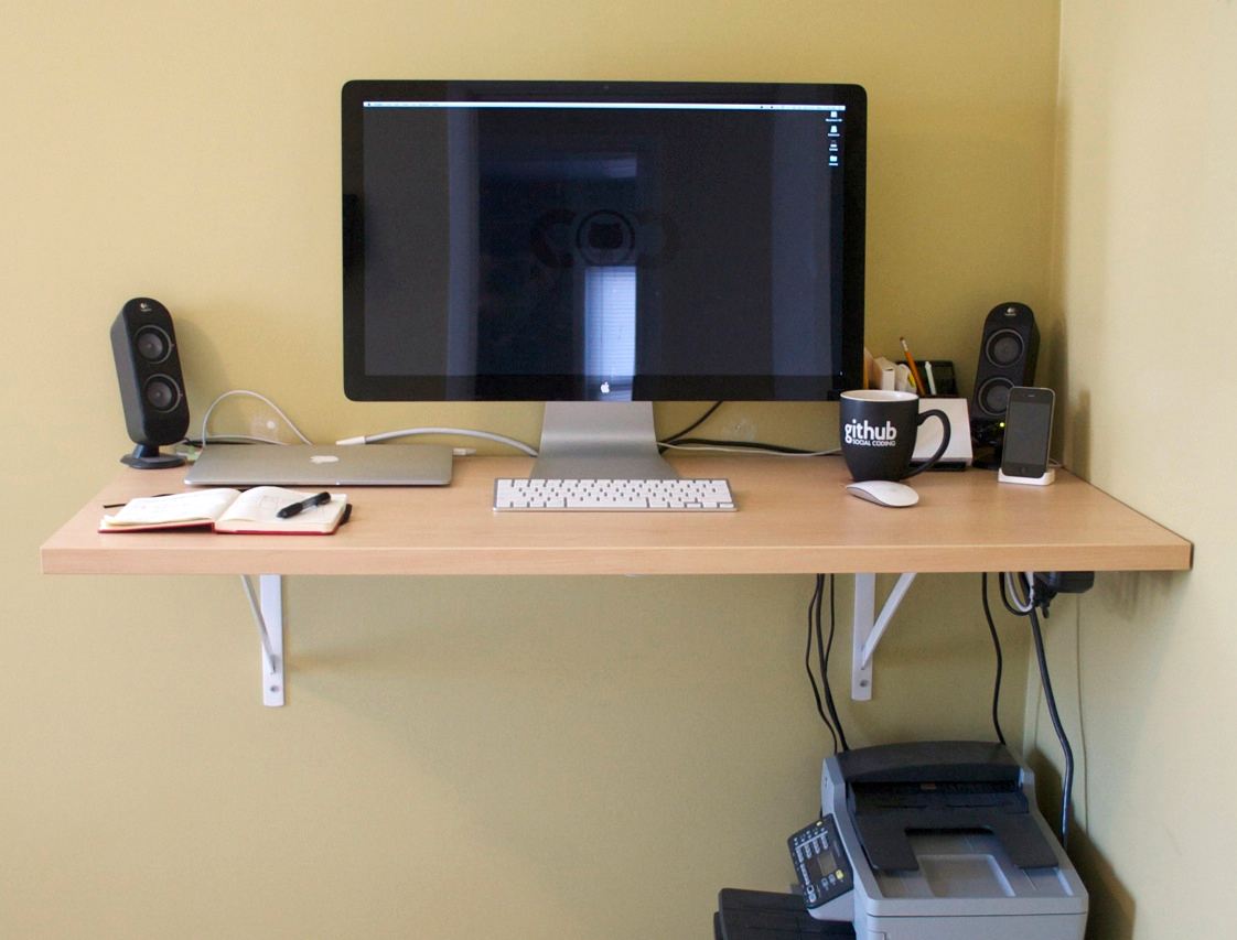 Back to: 8 Inexpensive DIY Standing Desks You Can Make Yourself