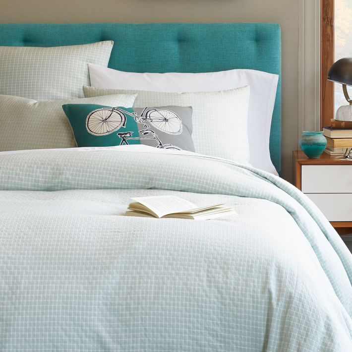 Aquamarine Headboard