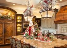 Beautiful-Christmas-kitchen-decorating-idea-217x155