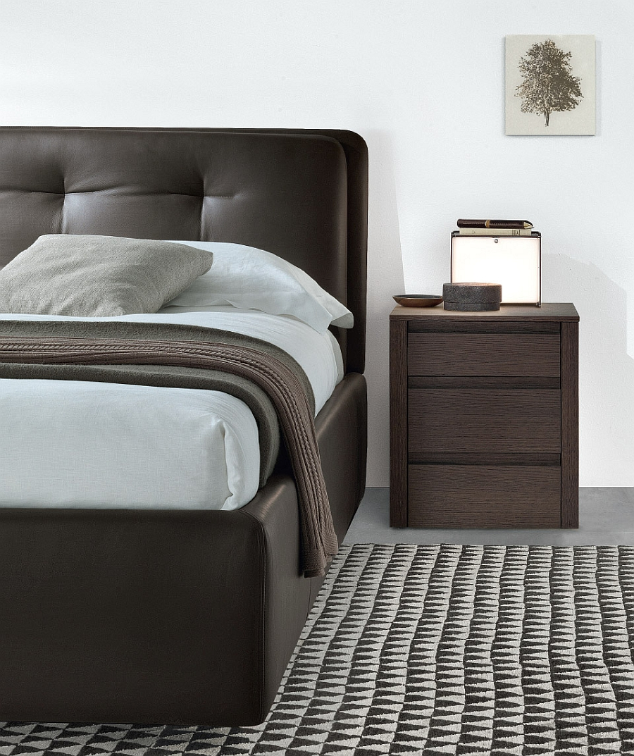 Bedside storage units and nigtstand idea Versatile Bedroom Storage Units That Double as Stylish Nightstands