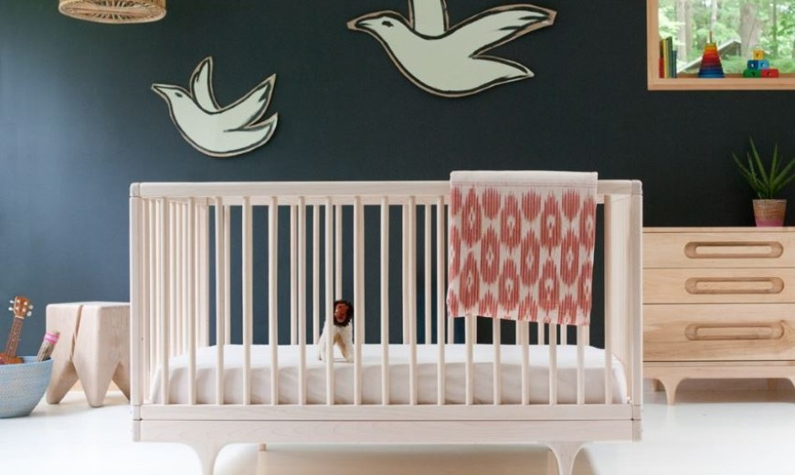 Kalon Studios' Eco-Friendly Designs for the Modern Nursery